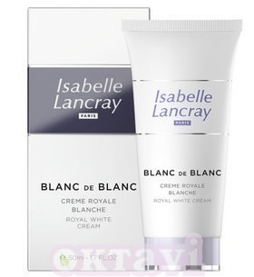 CREME ROYALE BLANCHE Is.Lancray BLANC de BLANC