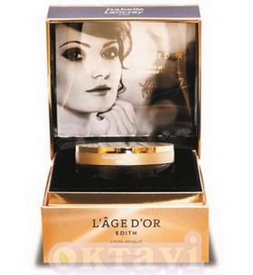 EDITH CREME ABSOLUE Is.Lancray  L'AGE D'OR
